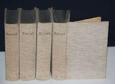 Friedrich Hebbels sämtliche Werke in 12 Bänden. Hg. Adolf Stern. Knaur, um 1900.
