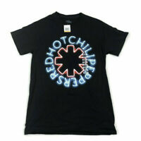 Red Hot Chili Peppers Mens Short Sleeve Graphic T Shirt Black Variety Sizes