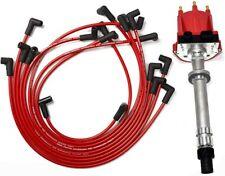 Oem Distributor Red Spark Plug Wire 6cyl Gmc Chevy 43l V6 Tbi Efi 85 99 Pontiac