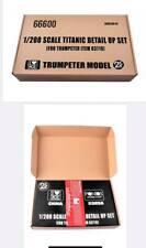 I LOVE KIT® 66600 Detail Up Set for Trumpeter® 03719 Titanic in 1:200