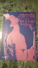 SANTANA SPARTITO FLOR D'LUNA (MOONFLOWER) MONDIA MUSIC 1977