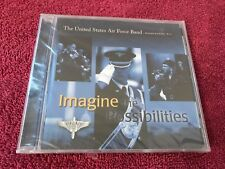 United States Air Force Band Washington D.C. Imagine The Possibilities NEW CD