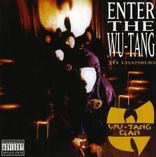 Wu-Tang Clan ~ Enter the Wu-Tang 36 Chambers +Bonus Track ~ NEW CD Shaolin Sword