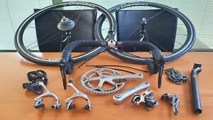 CAMPAGNOLO CHORUS 10 sp. groupset italian road bike ZONDA G3 3t