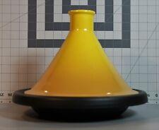 Le Creuset Cast Iron Moroccan Tagine Sunshine Soleil Yellow