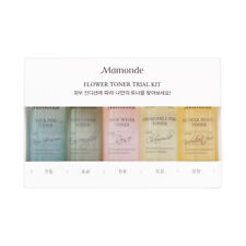 MAMONDE [ SAMPLE ] Flower Toner Trial Kit (5 Items)