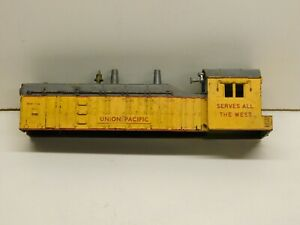 Lionel O Scale Union Pacific Diesel Switcher Locomotive Shell - Parts