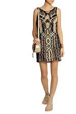DIANE VON FURSTENBERG DVF Neapoli Dress Seen On Runway Celebrity Size S NWT $745