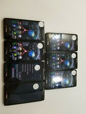Lot of 7 Motorola Moto DROID RAZR HD XT926 Verizon Check IMEI Grade D 1-1102