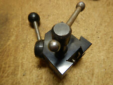 BEST OFFER HARDINGE L18 METAL LATHE TOOL POST ASSEMBLY