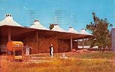 Moncks Corner South Carolina Our Lady Mepkin Street View Vintage Postcard K42253
