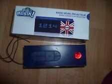Radio  Réveil  Projecteur  déco Londres