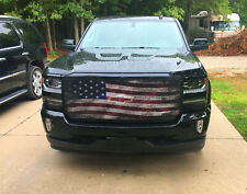 Premium Chevy Old Glory Bug Screen Grill Cover- All Models and Trim Levels!