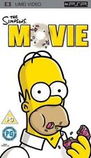 The Simpsons Movie PSP UMD MOVIE Region all AUS *NEW!!*