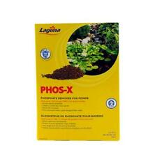 Laguna Phos-X Phosphate Remover Treats up to 5000 L (1320 U.S. gal.) for Ponds