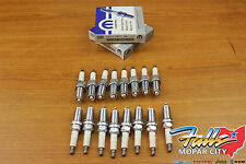 2012-2019 Chrysler Dodge Jeep RAM 5.7L Set Of Sixteen (16) Spark Plugs MOPAR OEM