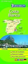 Costa Blanca (Michelin Travel Maps)