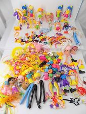 Betty Spaghetty Lot Of 300+ Pieces Dolls  Horse Extra Parts & Accessories 9 lbs