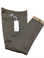 Dondup Pantalone Uomo Mod. UP235 GAUBERT, Nuovo e Originale - LISTINO 180,00