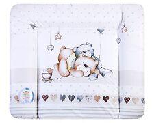 Julius Zöllner Wickelauflage Softy Folie Schmusebär 75x85 cm phthalatfrei