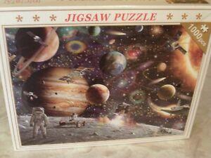 1000 JIGSAW PUZZEL 29.5 X 19.6  DCBAHGFE 70 CM X50CM NIB