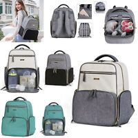 Multifunction Mommy Electric Breast Pump Bag Diaper Bag Backpack, Cooler Bag