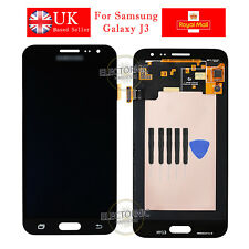 For Samsung Galaxy J3 2016 SM-J320FN LCD Display + Touch Screen Digitizer(Black)