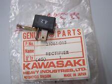 Rectificador Kawasaki N.o.s. 21061-015 KH100 KM100 KE100 KE125 KE175 KE250 MC1 G3/4/