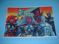 MARVEL COMICS X-MEN GOLD GROUP POSTER PIN UP JIM LEE