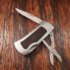KERSHAW KNIFE KNIVES MADE IN JAPAN #2160 MONEY CLIP SCISSORS OLD POCKET LOT6138