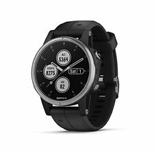 Garmin f?nix 5S Plus, Smaller-Sized Multisport GPS Smartwatch + FREE GIFT