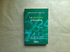 Balzarotti, Lava - La derivata aritmetica - Hoepli - Prima edizione 2013