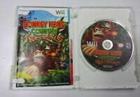 Donkey Kong Country Returns Nintendo Wii Game Pre Owned Tested