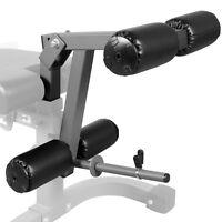 XMark Universal 11-Gauge Adjustable Leg Curl / Extension Attachment XM-7455