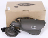 AS IS Lux Technologies LUX-B4M-OD12MIP 4MP Bullet Camera
