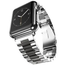 NEW Replacement  Stainless Steel Strap Watch Band For Apple Watch Series 3/2/1
