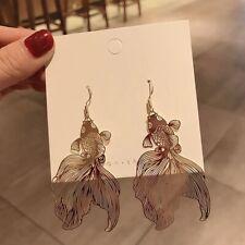Accessory Dangle Hoop Ring Jewels New listing Fashion Earrings Women Metal Rhinestones