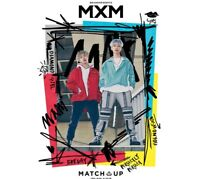MXM Match Up 2nd Mini Album M Ver CD+Poster+Photobook+Card+Etc KPOP Sealed