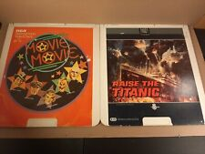 CED Videodisc LOT -  As Is