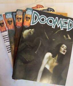 Doomed #1-4, IDW Publishing - Comics magazine - Ashley Wood and others
