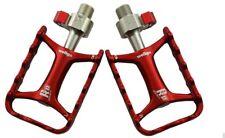 "Wellgo Ultralight 320g Aluminium Bicycle Pedals Quick Release Bearing 9/16"""