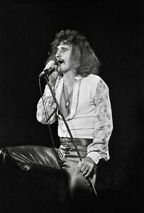 URIAH HEEP ✦ DAVID BYRON ✦ 11 x 14 x 1 Ltd. Edition Fine Canvas Art ✦ #2