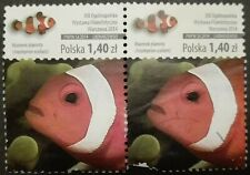 POLAND STAMPS Fi4573 Mi4723 - Philatelic Exhibition Warsaw, 2014, used x 2