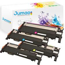 4 Toners cartouches type Jumao compatibles pour Samsung CLX 3180 3185 3185N