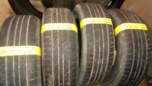 235 65 17 PART WORN TYRES 6mm FITTED AND BALANCED
