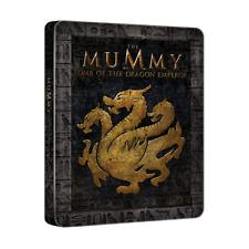 LA MUMMIA 3 (Steelbook) (Blu-ray+Dvd)