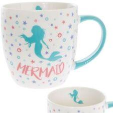Mermaid Fine China Mug