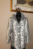 3 Sisters Jacket Sm Mehndi Women's Swing A-Line Dressy Coat USA Made,6003 3S191