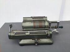 Minerva Vintage Calculator