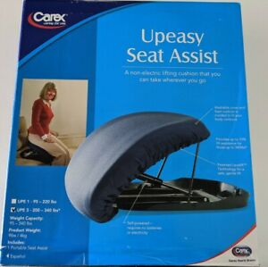 CareX Upeasy Seat Assist Chair Lift Sofa Recliner Up Aid 200-340 lbs NEW IN BOX